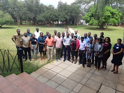 AgroCares organizes first Community of Practice meeting in Zambia