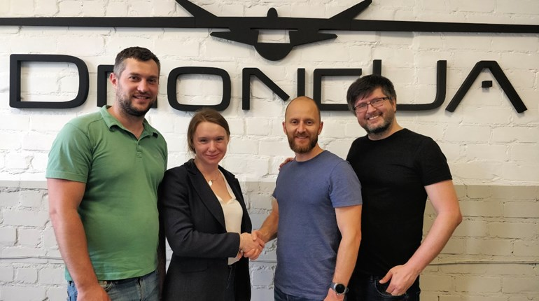 AgroCares signs partnership with AgroGeo and Drone.UA