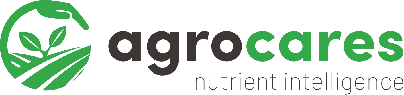 Smart Farming | Nutrient Testing – AgroCares Logo