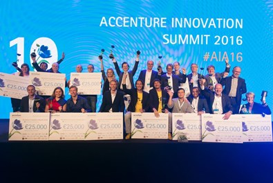 SoilCares serves as jury member in Accenture Innovation Awards 2017