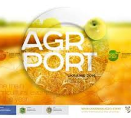 SoilCares at AgroPort Kharkiv 20-22 October 2016