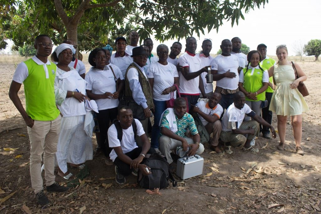 SoilCares launches an awareness campaign on soil analysis in Ivory Coast