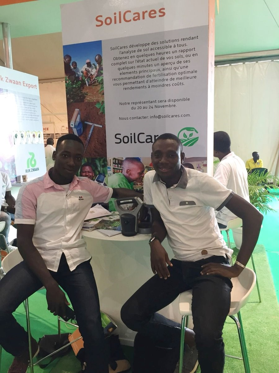 PlantAfrique becomes our first Scanner service provider in Ivory Coast