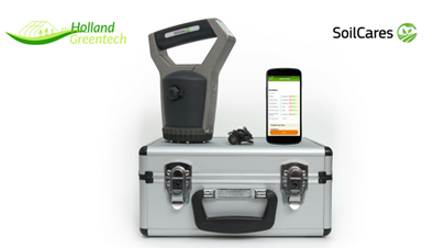 Holland Greentech introduces SoilCares real time soil testing in Zambia