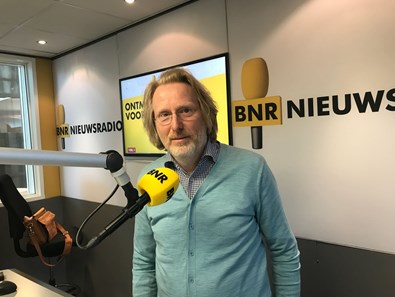 SoilCares 'live' on Dutch radio program BNR Zakendoen